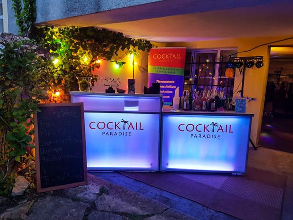 Cocktailbar mieten